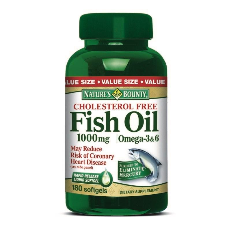 fish oil omega 3 1000mg 180 c psulas cardiovascular y