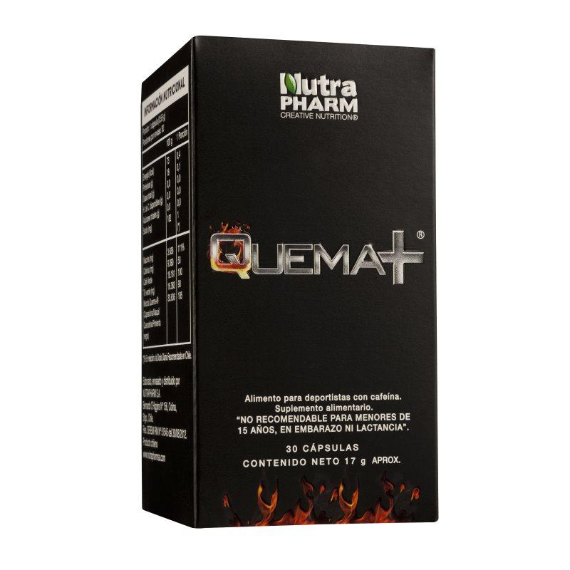 QUEMA+  CAP.30