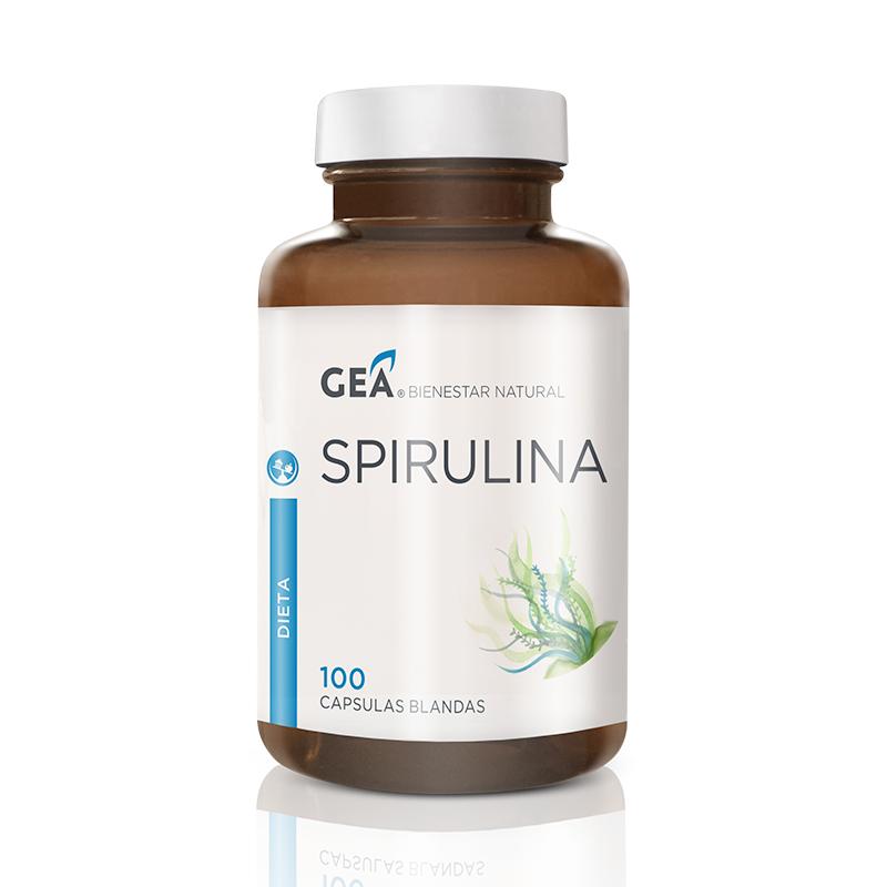 Gea Spirulina