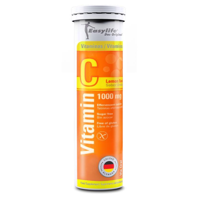 Easylife Vitamina C 1.000mg x 20 tab eferv.